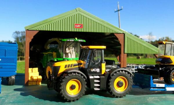 Tomy Toys JCB3230 Fastrac Tractor-5287
