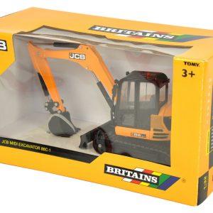 Tomy Toys JCB Mini Excavator-0