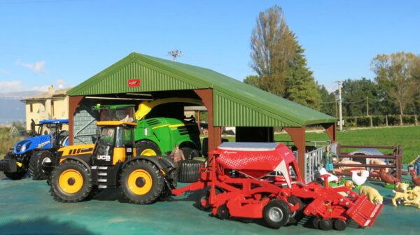 Tomy Toys JCB3230 Fastrac Tractor-5286
