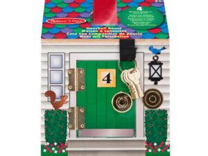 Melissa and Doug Doorbell House-0