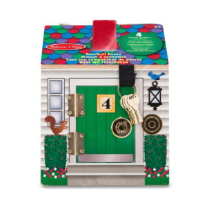 Melissa and Doug Doorbell House-0