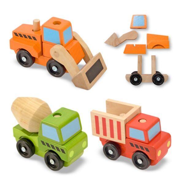 Melissa and Doug Construction Vehicle-4361