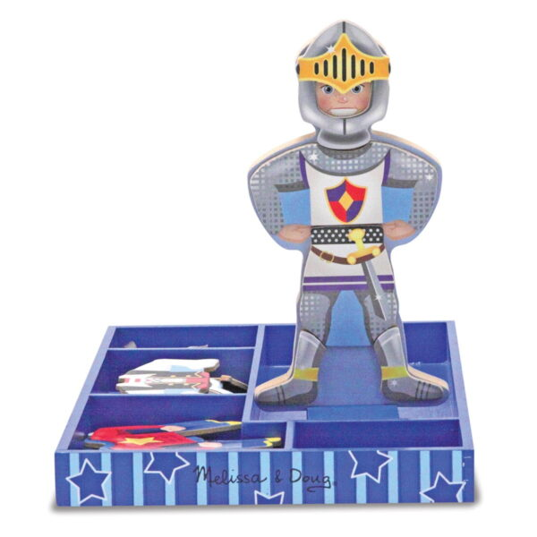 Melissa and Doug Billy Magnetic Dress up-0