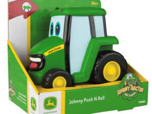 Tomy Toys Push & Roll Johnny Tractor-0