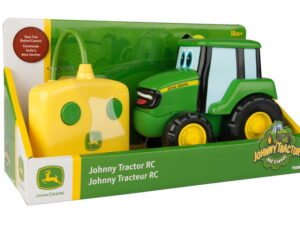Tomy Toys R/C Johnny Tractor-0
