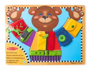 Melissa and Doug Basic Skills Board-0