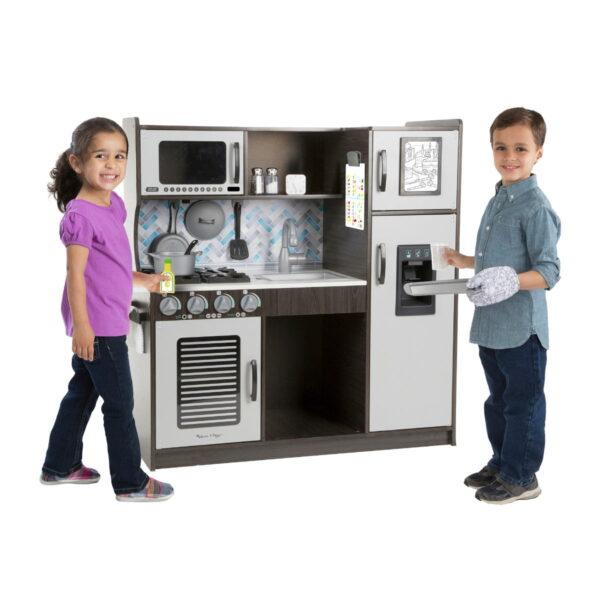 Melissa and Doug Chef's Kitchen Charcoal-4569