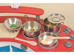 Melissa and Doug Pots & Pans Set-0