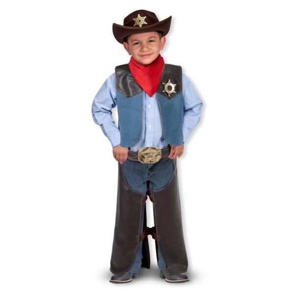 Melissa and doug Cowboy Role Play Set-4592