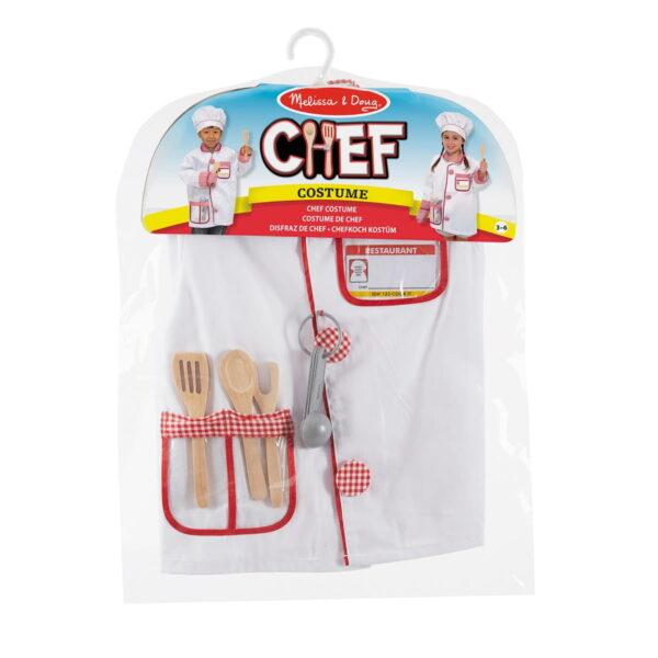 Melissa and Doug Chef Role Play Set-0