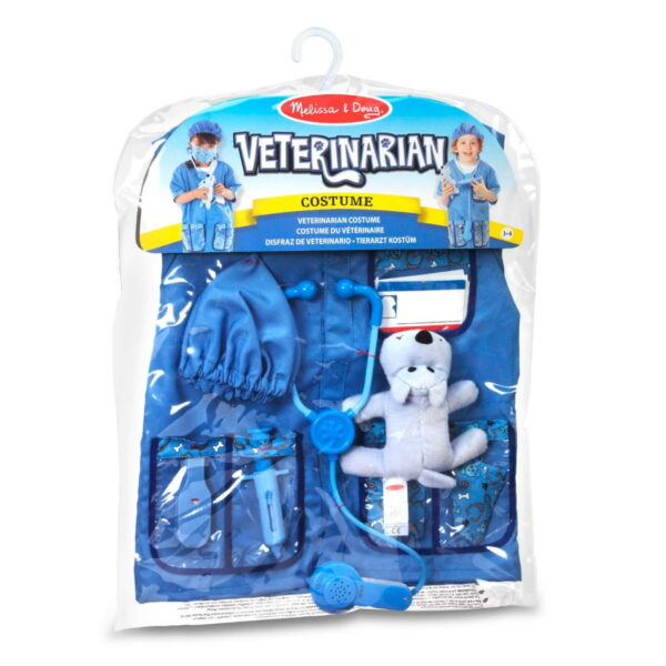 Melissa and Doug Veterinarian Role Play Set-0