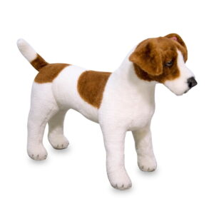 Melissa and Doug Jack Russell Terrior - Plush-0