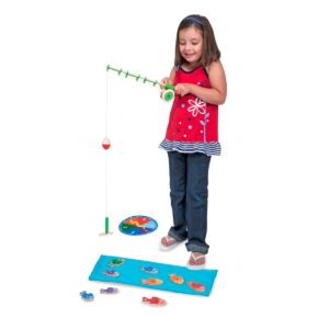 Melissa and Doug Catch & Count Fishing Game-0