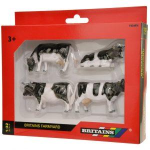 Tomy Toys Fresian Cattle-0