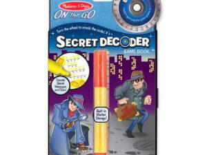 Melissa and Doug Secret Decoder Deluxe Act Kit-0