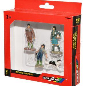 Tomy Toys Britains Farm Family-0