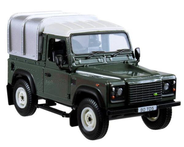 Tomy Toys Land Rover Defender-0