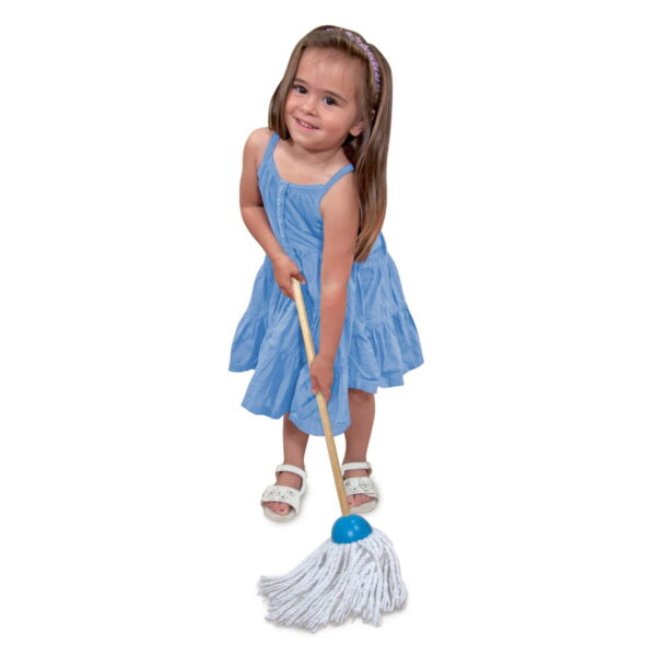 Melissa and Doug LPH Dust Sweep Mop-4784