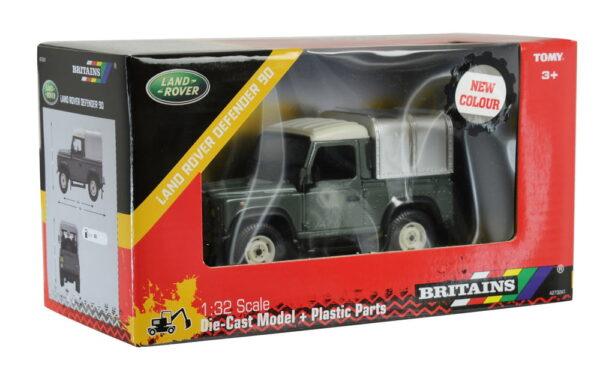 Tomy Toys Land Rover Defender-5279