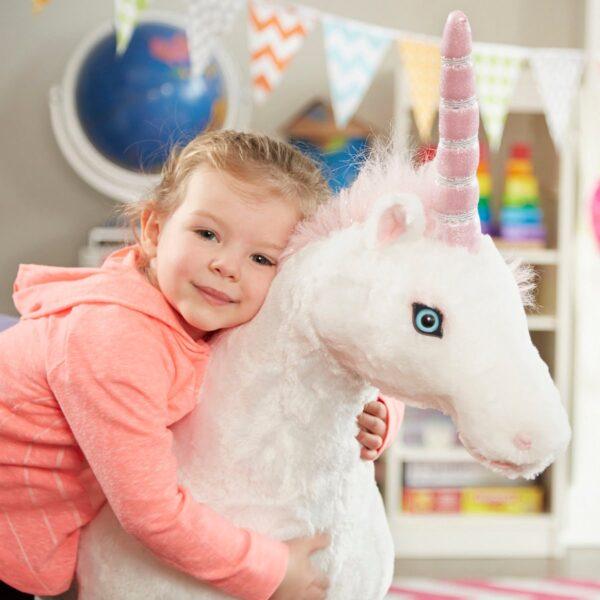 Melissa and Doug Unicorn Plush-4795