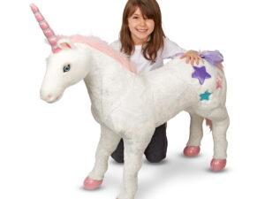 Melissa and Doug Unicorn Plush-0
