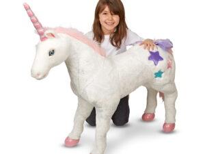 Melissa and Doug Unicorn Plush