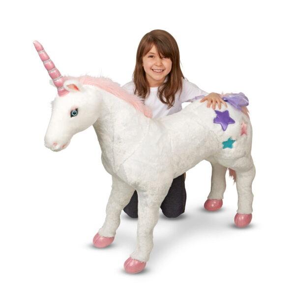 Melissa and Doug Unicorn Plush-0