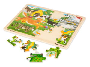 Melissa and Doug Pets Puzzles in Box-0