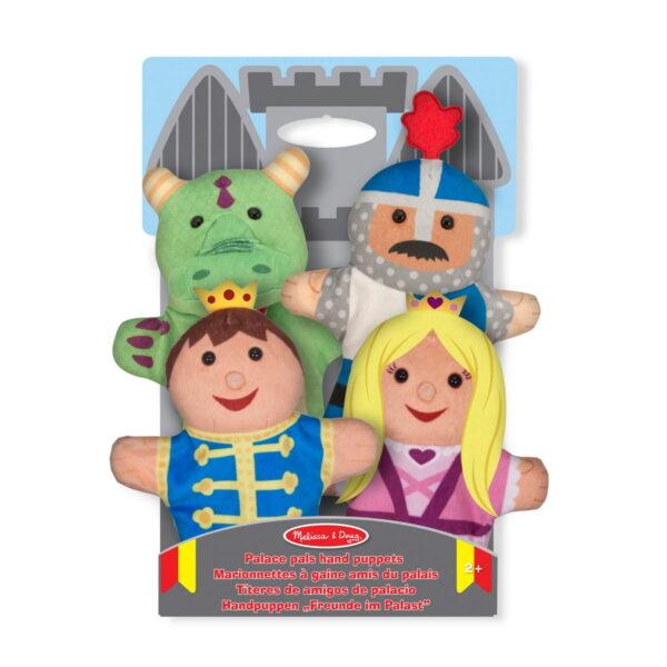 Melissa and Doug Palace Pals Hand Puppets-0