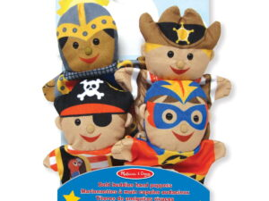 Melissa and Doug Bold Buddies Hand Puppets-0