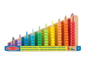 Melissa and Doug Add & Subtract Abacus