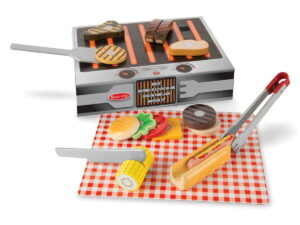 Melissa and Doug Grill & Serve BBQ-0