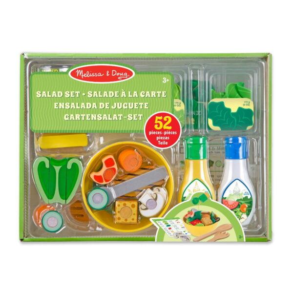 Melissa and Doug Salad Set-4927