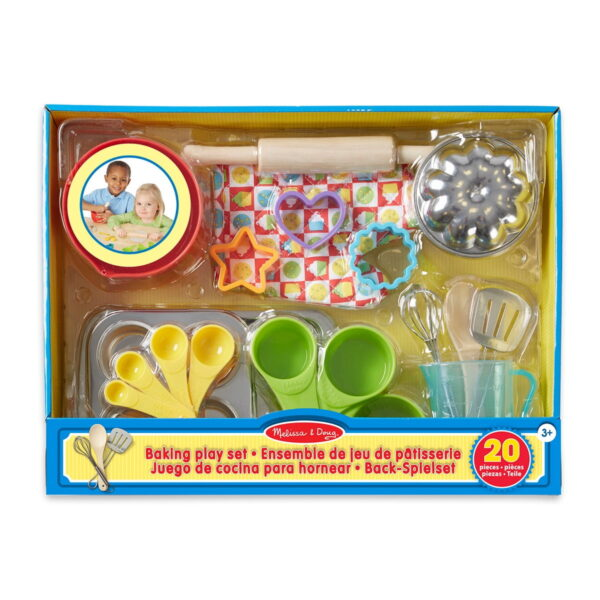 Melissa and Doug Backing Play Set-0