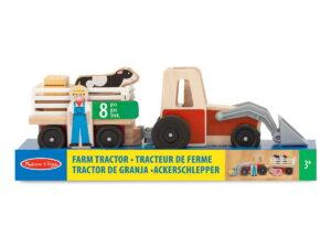Melissa and Doug Farm Tractor-0