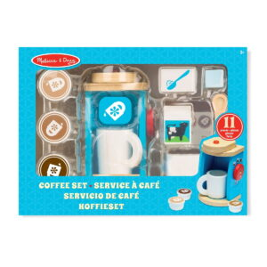 Melissa and Doug Wooden Brew & Serve Coffee-0