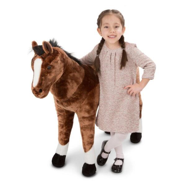 Melissa and Doug Horse Plush-4425