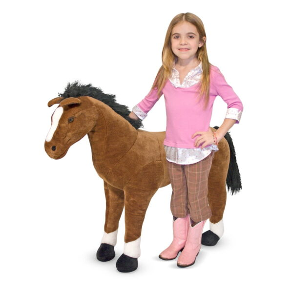 Melissa and Doug Horse Plush-4426