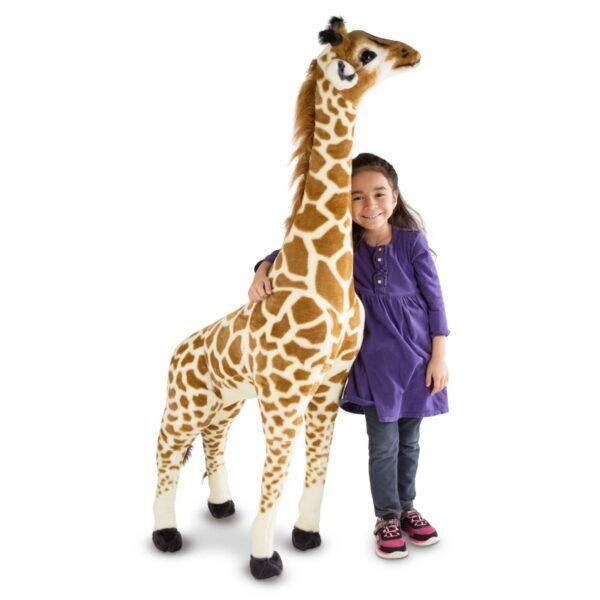 Melissa and Doug Giraffe Plush-4429