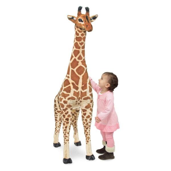 Melissa and Doug Giraffe Plush-4428