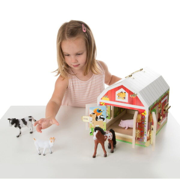 Melissa and Doug Latches Barn-4462