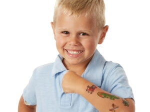 Melissa and doug My First Temporary Tattoo Blue-0