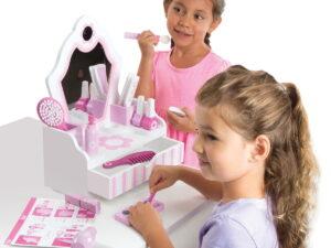 Melissa and doug Beauty Salon Play Set-0