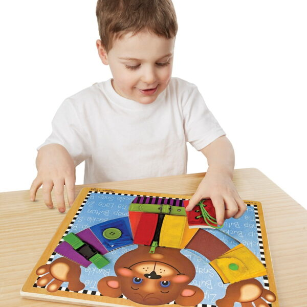 Melissa and Doug Basic Skills Board-4548