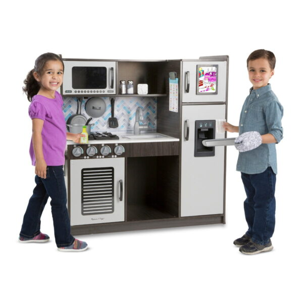Melissa and Doug Chef's Kitchen Charcoal-0