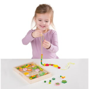 Melissa and Doug Flower Power Bead Set-0