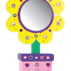 Melissa and Doug Flower Mirror-0