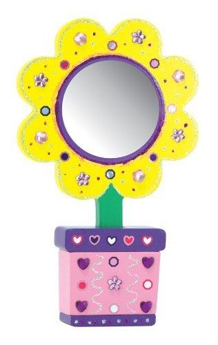 Melissa and Doug Flower Mirror-0