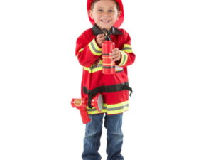 Melissa and Doug Fire Chief Role Play Set-0