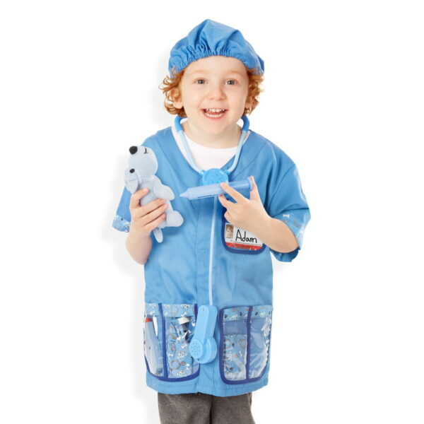 Melissa and Doug Veterinarian Role Play Set-4649
